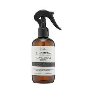 Spray natural pentru frigider și interior cu aromă de mentă și lămâie Ladelle