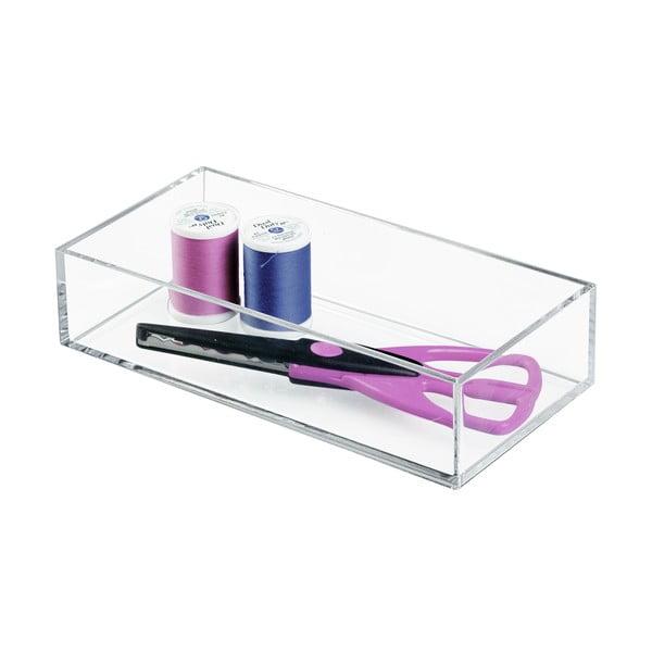 Kuchyňský organizér iDesign Clarity, 20x10cm