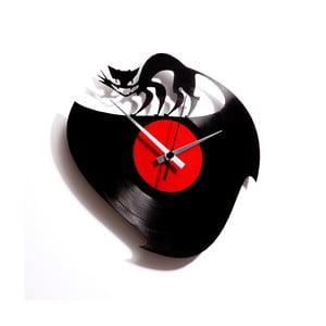 Vinylové hodiny Killed The Cat
