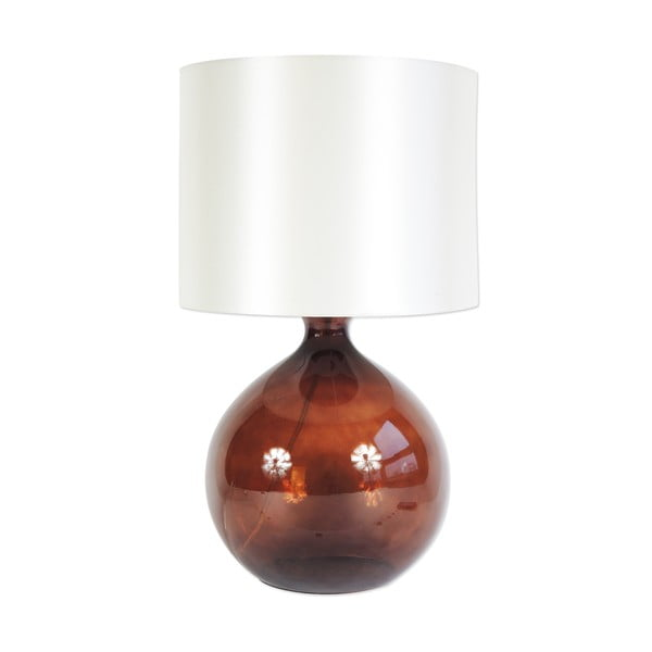 Stolní lampa Brown Simple