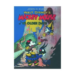 Obraz Pyramid International Mickey Mouse Ye Olden Days, 60 x 80 cm