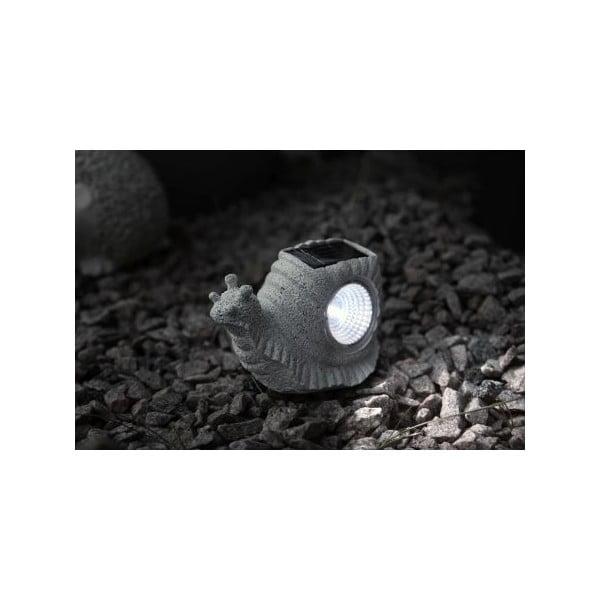 Venkovní solární LED světlo Best Season Snail