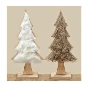 Sada 2 dekorativních stromů Boltze Nature Tree