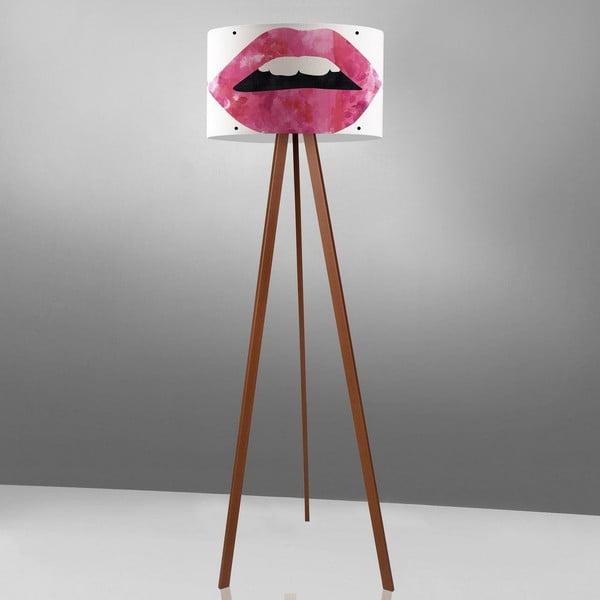 Stojací lampa Lips