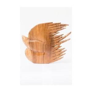 Dekorace z teakového dřeva Novita Aquila