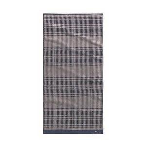 Ručník Tom Tailor Code Light Grey, 50x100 cm