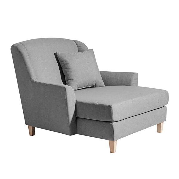Judith szürke fotel - Max Winzer