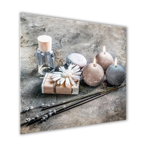 Obraz Styler Glasspik Spa & Zen Soap Bar, 50 x 50 cm