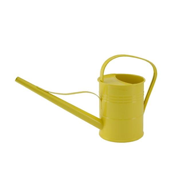 Kulatá kropící konev Kovotvar 1,5 l, žlutá
