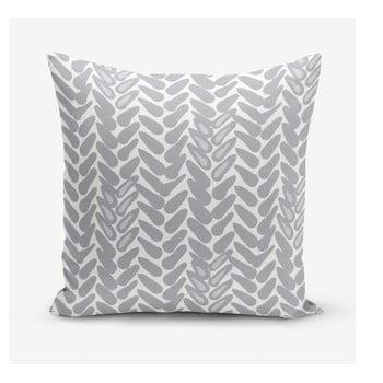 Față de pernă Minimalist Cushion Covers Metrica, 45 x 45 cm imagine