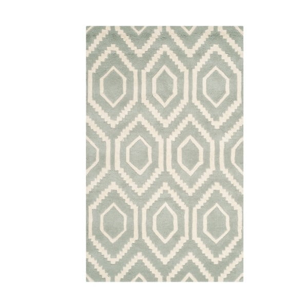 Vlněný koberec Safavieh Essex, 91x152cm