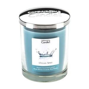 Aroma svíčka Copenhagen Candles  Ocean Spray,doba hoření 40 hodin