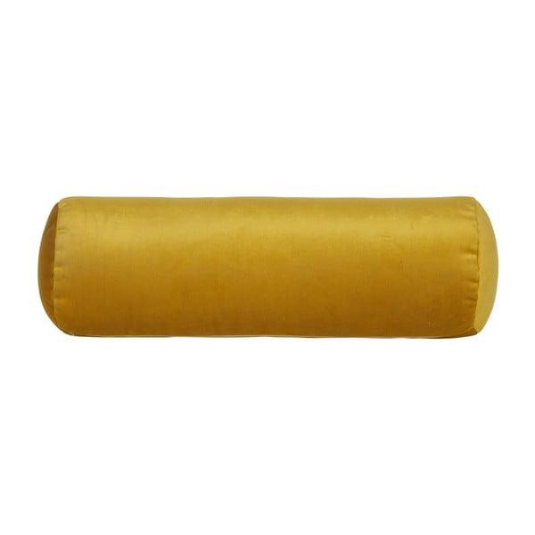 Spool sárga díszpárna, hosszúság 61 cm - BePureHome