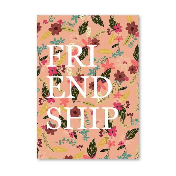 Plakát od Mia Charro - Friendship