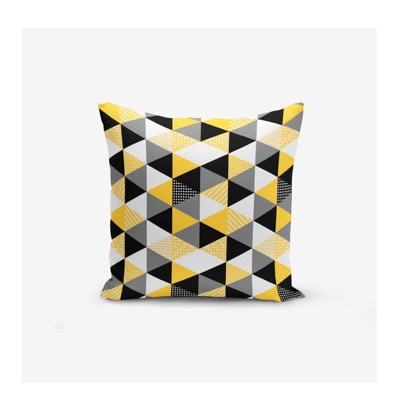 Față de pernă Minimalist Cushion Covers Frineya, 45 x 45 cm