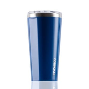 Modrý cestovní termohrnek Root7 Tumbler Riviera, 473 ml