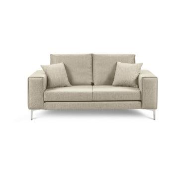 Canapea cu 2 locuri Cosmopolitan Design Cartagena, bej