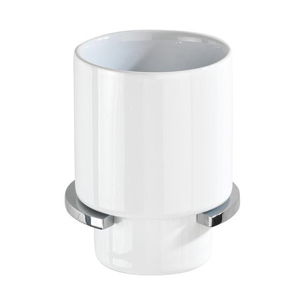 Suport pentru periuțe de dinți Wenko Capri cu sistem de prindere Vacuum-Loc, până la 33 kg