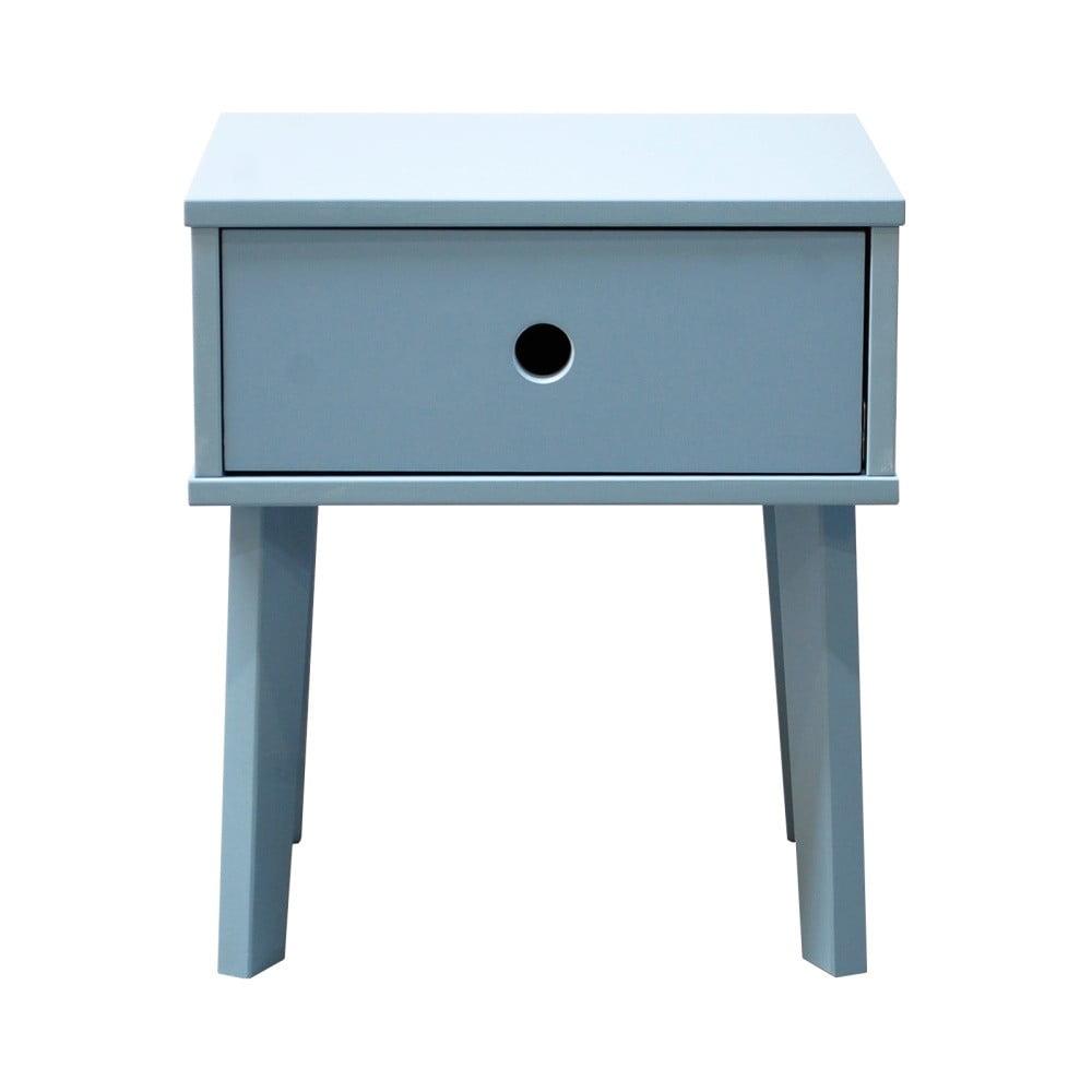 Modrý noční stolek BLN Kids Heaven