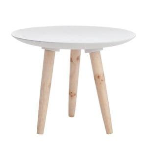 Odkládací stolek 3Feet White