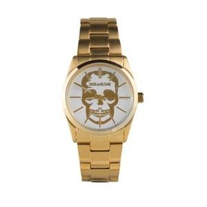 Pánské hodinky zlaté barvy Zadig & Voltaire Ezop