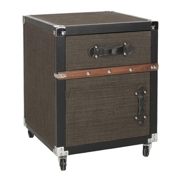 Noční stolek Safavieh Valdez Tahla