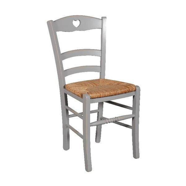 Židle Coeurs Grey