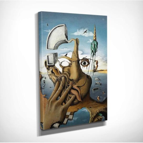 Surreal vászon fali kép, 30 x 40 cm