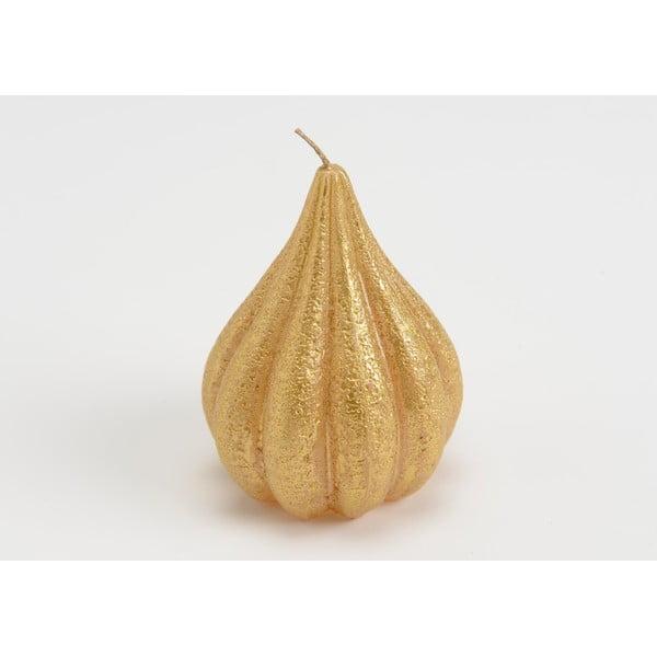 Svíčka Gold Pear