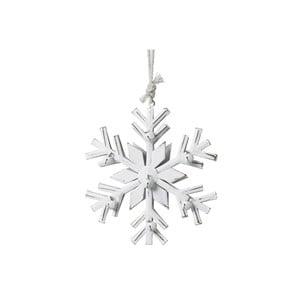 Decorațiune Crăciun suspendabilă Parlane Snowflake