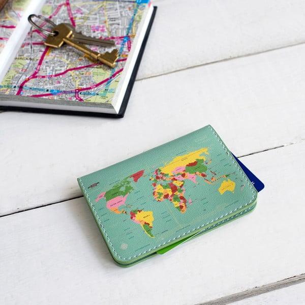 Peněženka na karty Rex London World Map