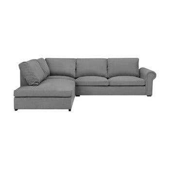 Canapea Windsor & Co Sofas Antoine pe partea stângă gri