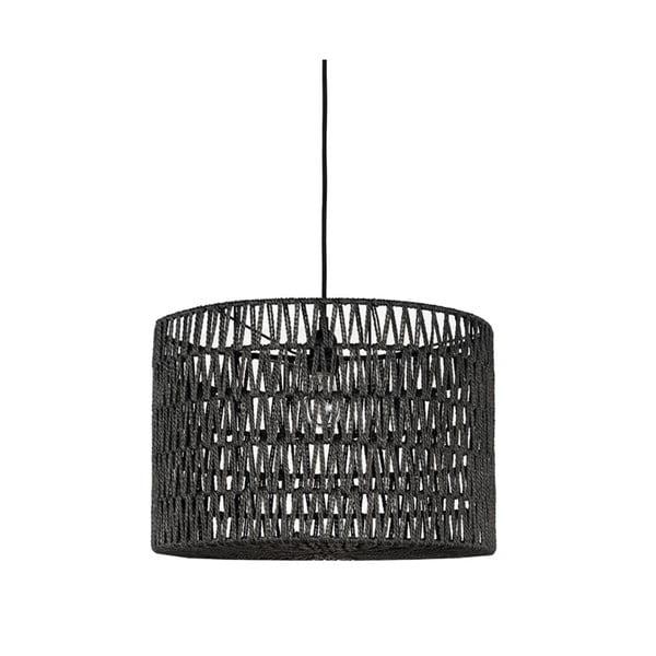 Stripe fekete függőlámpa - LABEL51