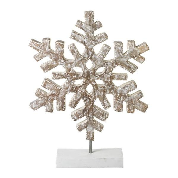 Vánoční dekorace Parlane Snowflake