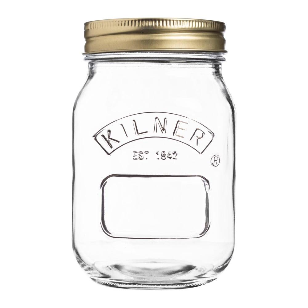 Zavařovací sklenice Kilner, 0,5l