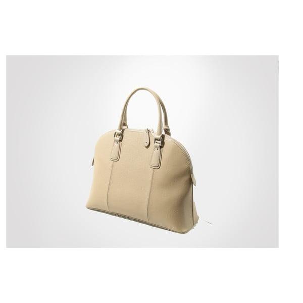 Kožená kabelka Mary, taupe