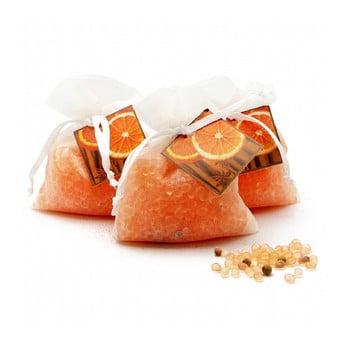 Săculeț parfumat din organza cu aromă de portocale și scorțișoară Ego Dekor Organza Naranja y Canela imagine
