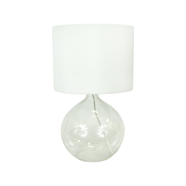 Stolní lampa Simple White