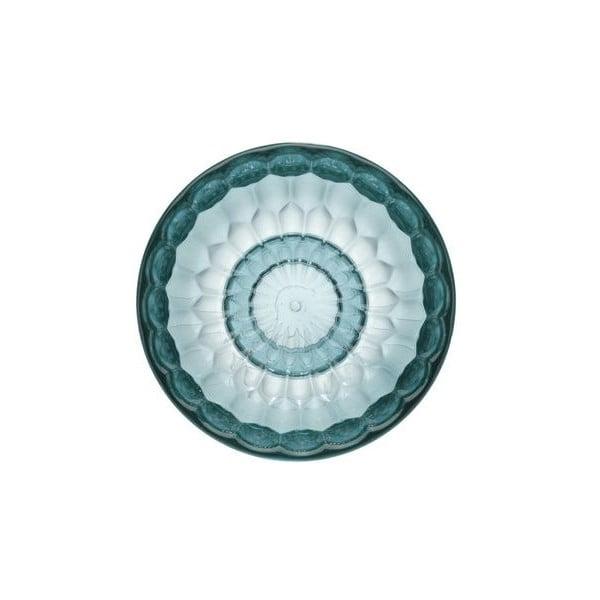 Modrý háček Kartell Jellies, ⌀9,5cm