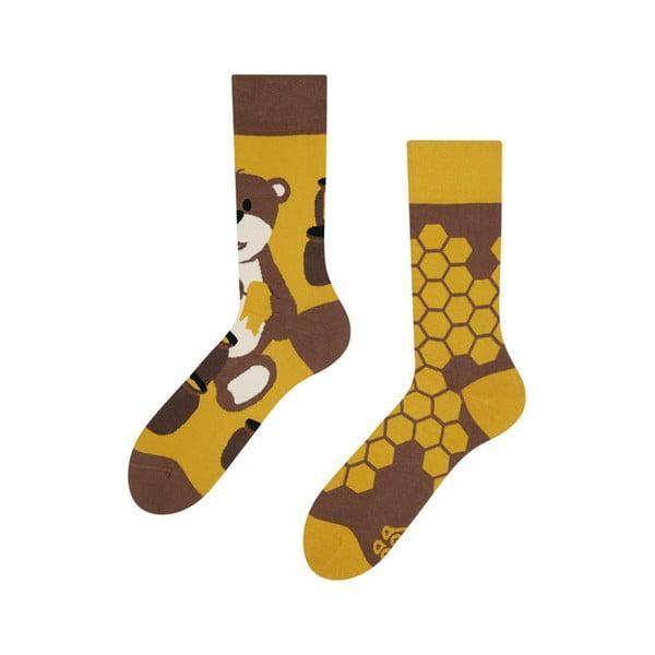 Unisex ponožky Good Mood Honey Bear, vel. 43-46