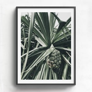 Obraz v dřevěném rámu HF Living Mosteiros, 30 x 40 cm
