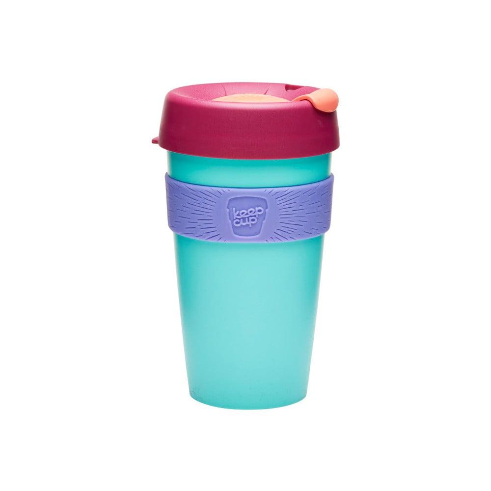 Cestovní hrnek s víčkem KeepCup Original Blossom, 454 ml