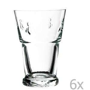 Sada 6 sklenek La Rochère Abeille, 400 ml