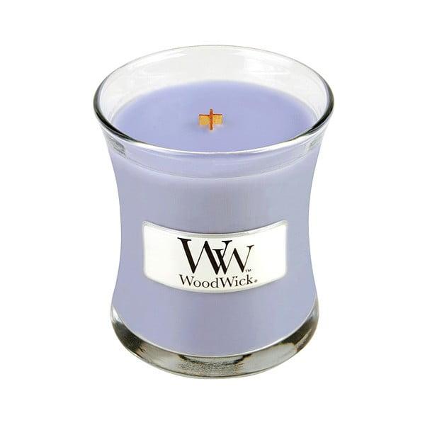 Vonná svíčka WoodWick Lavender Date