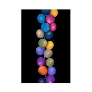 Světelný řetěz Mexican, 20 ks světýlek