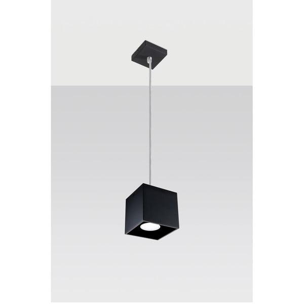 Černé závěsné světlo Nice Lamps Geo