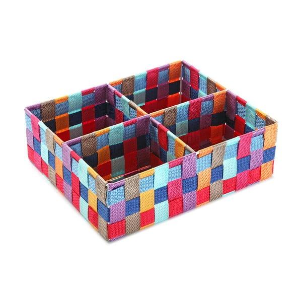 Box se 4 přihrádkami Colorendo