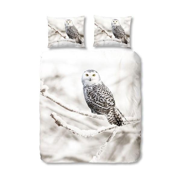 Povlečení Snowy Owl, 240x200 cm
