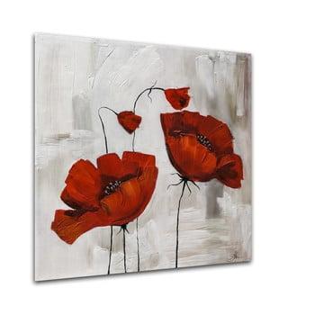 Tablou Styler Glasspik Flower B, 20 x 20 cm de la Styler