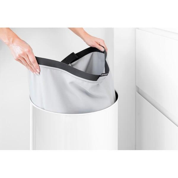 Koš na prádlo White 50 l